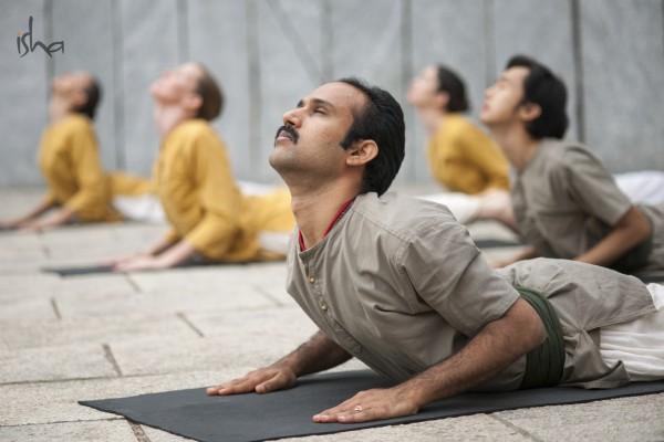 Yogasanas class page